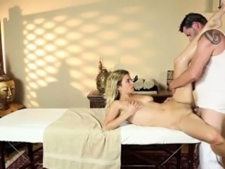 Babe coerced in the matter of enjoyment from cock