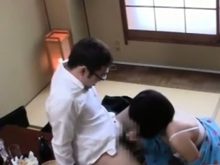Adorable Horny Japanese Babe Banging