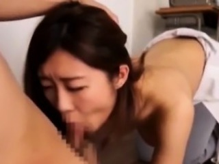 Cute Asian Babe Fucked