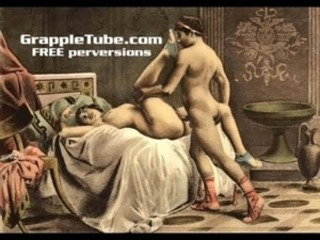 Vintage retro classical hardcore shafting word-of-mouth hardcore sexual relations perverts free