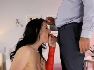 Brit milf anally creampie