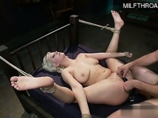Busty pussy anal first time