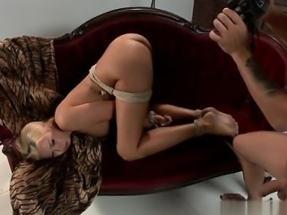 Sexy housewife facial abuse