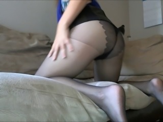 Follow my Instruction's Pantyhose