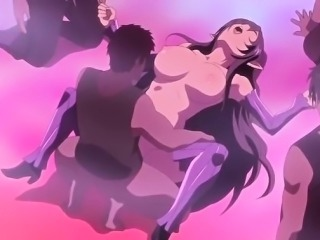 Crazy fantasy, drama anime video approximately uncensored group,
