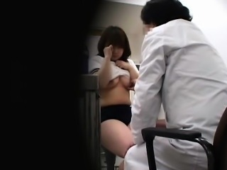Schoolgirl misused hard by Doctor
