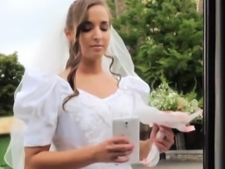 Bride approximately be Amirah Adara hitchhikes added to fucks a stranger
