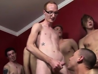 Gay jocks He will sheer pleasure all the pricks with his gul
