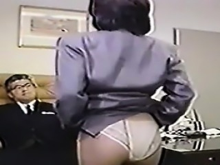 Japanese Office Slut And The Boss Classic