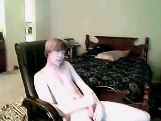 Gay fuck He just likes massaging his figure and flashing off