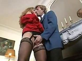 Hot Young French Wife Valy Cheats On Husband Fucking His Married Ol...