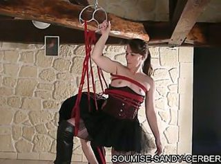 French bdsm bondage and fisting