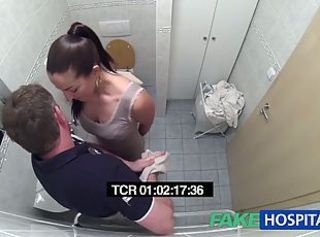 FakeHospital Dirty milf sex tripper gets fucked by the taint