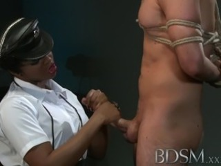 Tough Mistress's humiliate their subs before a good fucking