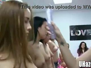 Hazing Sorority Girls get Lesson in Deep ...