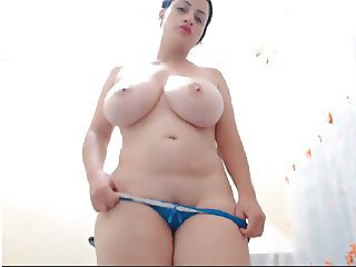 Big Tits Chubby  Natural Panty Solo Stripper Webcam