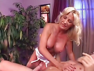 YOUNG MEAT FOR HORNY GRANNIES - COMPLETE FILM -B$R