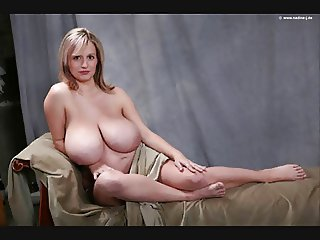Big Tits Chubby Erotic  Natural  Solo
