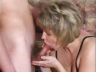 MILF and not her son