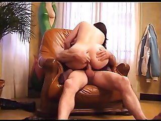 Elder statesman Ass Licking Man And French Fuck