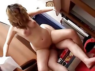 pregnant - Italian Housewife Pays Her Debts