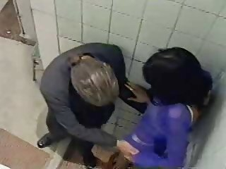 Anita Blonde Going to bed More Public Toilet wide of TROC