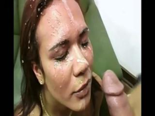 huge load facial 10