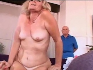 Dirty MILF Screws the Total Stranger