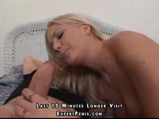 """Blonde works with both holes for sperm """" class=""""th-mov"""