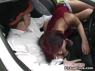 Paid For The Trip Hard Oral Sex
