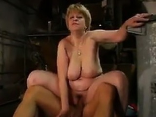 Big Tits European German  Natural Riding