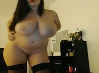 Huge tits on a hot BBW - mortcams _: bbw big boobs webcams