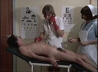 A Visit To The Doctors ! _: babes cumshots threesomes vintage