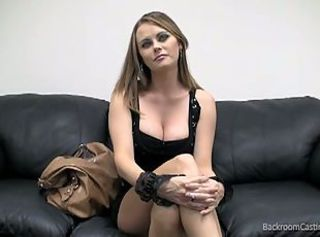 Busty chick does the naughty thing to land a job _: casting