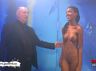 German ebony Zara pounded and rewarded with jizz _: african