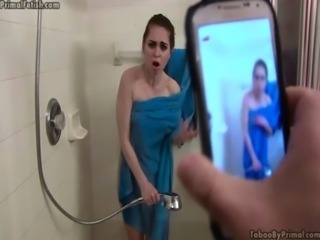 Showers Sister Teen