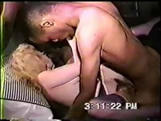 Swinger invite 2 black bulls to fuck his tie the knot