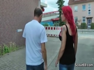 Redhead Teen fuck outdoor with german older men free