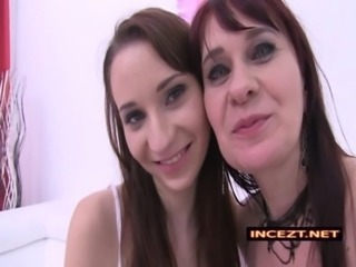 REAL Mother and Daughter Hardcore-HD free