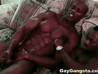 Dark Monster Cock Fucked Ghetto Gay Tight Ass