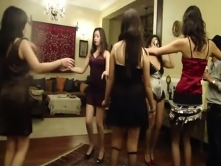 Hot Arab Home Dance Bohemian