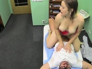 Alloy fuck big ass patient in fake hospital