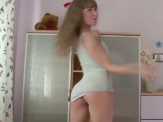 Step-Sister get her first Anal Fuck by big dick german Boy