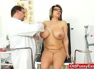 Big Tits Doctor Glasses  Natural