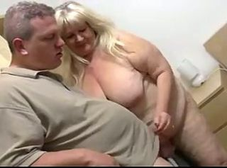 HOT FUCK 99 (BBW Granny with a Big Fat Round Ass!)