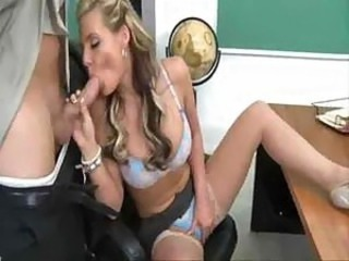 Teacher Fucking In The Classroom
