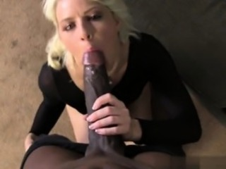 Horny wife cum sucking