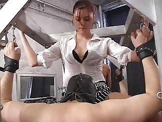 Two Mistress in Dungeon