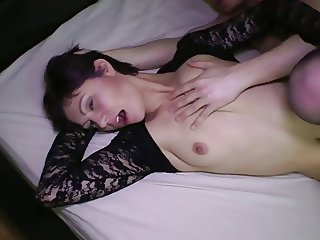 She came even though not like rotating however gets fucked