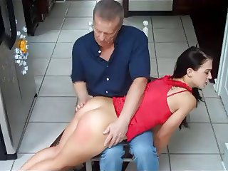 stepdaughter Punished